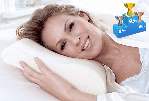 OUTLET - Almohada MemoryPillow Hogar Almohada Memory Pillow $52990