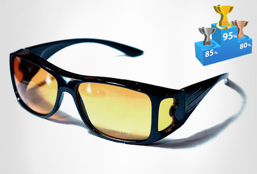 OUTLET - Gafas Hd 2 X 1 Gafas HD Vision 2x1 $38990