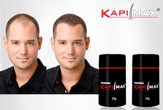 OUTLET - Cosmetico Kapilmax Caida Del Cabello Castaño