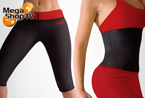 OUTLET - Combo ThermoShapers Pantalon + Cinturilla S
