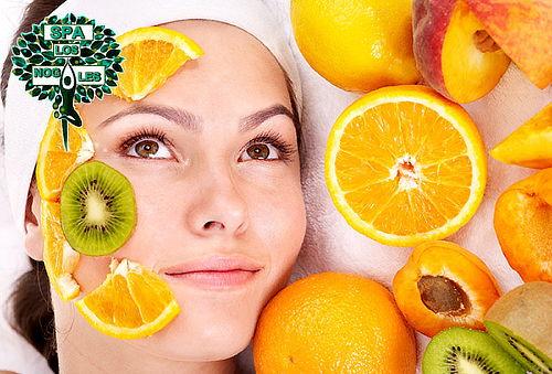 Limpieza Facial Frutal para La Novia en Ciudad Montes