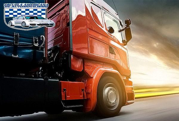 Curso Conducción para Camión B2 y C2 + Examen Medico B2 y C2