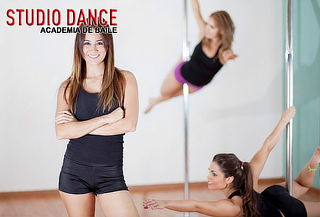1 Mes de Pole Dance + Coreografia en Cedritos