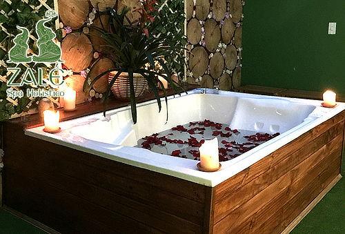 Ritual de Relajacion con Baño e Rosas para la Novia