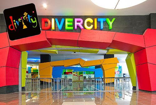 Pasaporte para Niño en Divercity