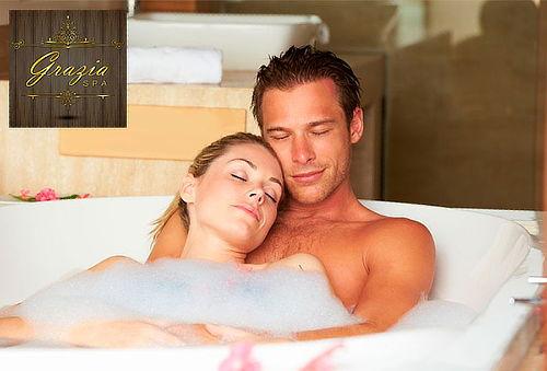 Relajación en Pareja + Baño Espumoso Jacuzzi
