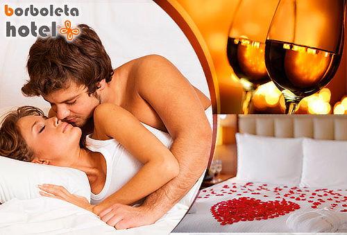 Noche Romántica en Quinta Paredes