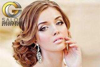 Peinado + Maquillaje para Novias