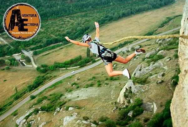 Salto Bungee Jumping + Fotos en Suesca