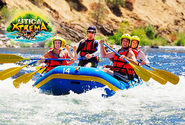 Rafting + Plan Extremo + Tarde de Piscina en Utica
