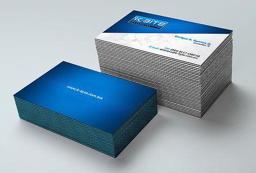 500 0 1000 Tarjetas de Presentación con Diseño