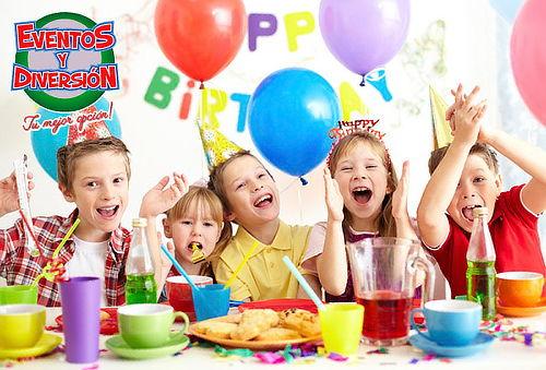 Fiesta Infantil para 25 nNños a Domicilio