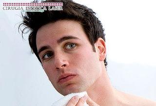 Plasma  Facial y Eliminación de Verrugas para Hombres