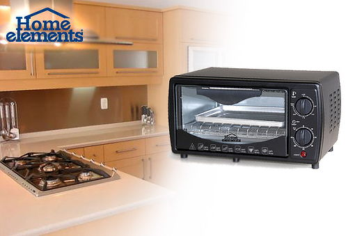 Horno Tostador 9 lts Home Elements