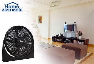 """Ventilador de Piso 20"""" Home Elements"""