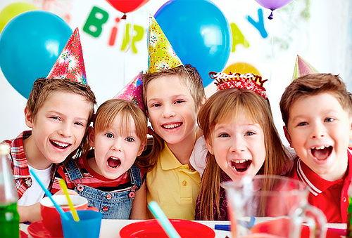 Fiesta para 15 Niños  a Elección a Domicilio