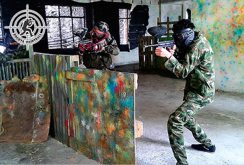 Paintball Indoor  Para Seis en San Andresito de la 38
