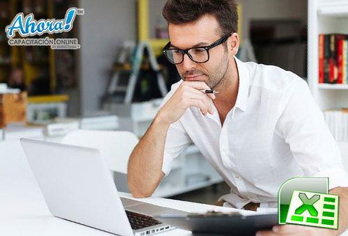 Curso Online de Excel en 3 Niveles