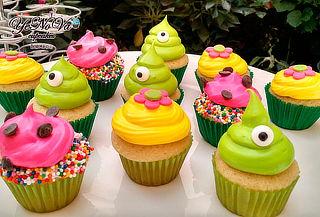 Paga 36 Mini Cupcakes y Lleva 60 a Domicilio