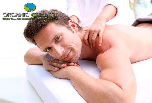 Spa Relajante + Sauna para hombre o Mujer