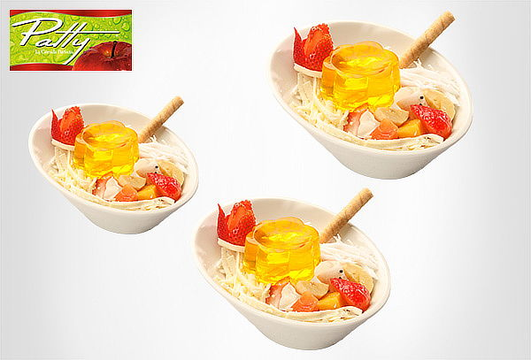Fruterias Patty: 3 Ensaladas de Frutas Especial
