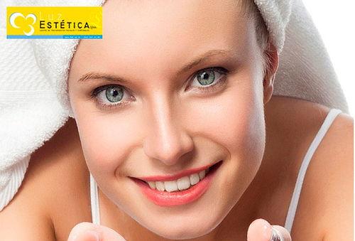 Limpieza Facial con Peeling Ultrasónico