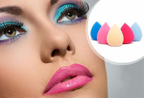 Set Espumas Aplicadora de Maquillaje