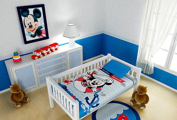 Cobija Disney Baby para Cuna