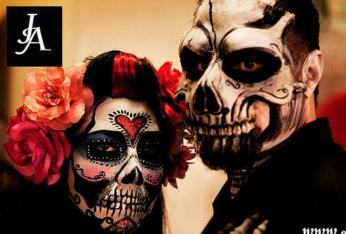 Maquillaje de Halloween Adultos y Niños en Santa Barbara