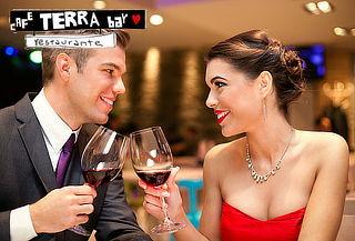 Cena Romántica con Vino en Santa Isabel