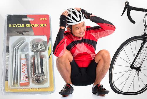 Kit Emergencia para Despinchar Bicicletas