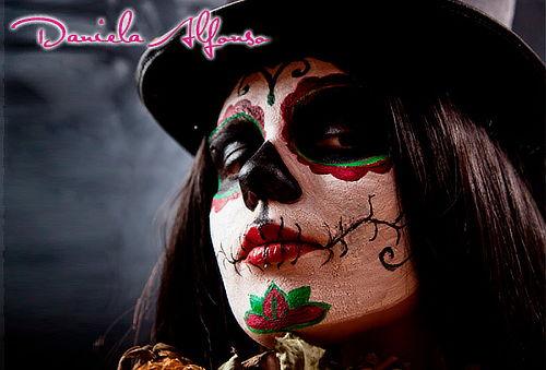 2 x 1 Maquillaje Hallowen a Domicilio