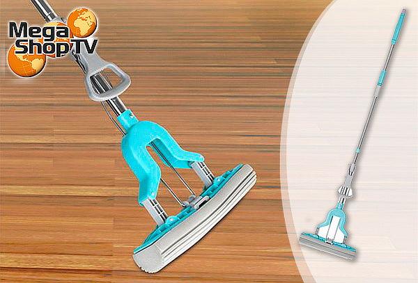 Trapero Pinza PVA absorbente x7, Extreme Mop. Manos Limpias