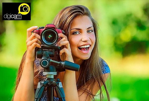 Curso Teórico Práctico de Fotografía Digital