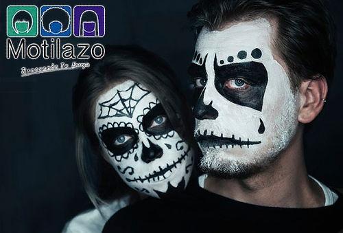 Maquillaje Especial para Halloween en Chico