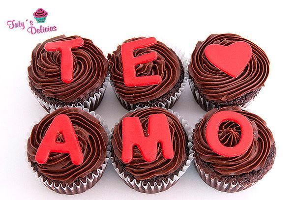 6 Cupcakes Personalizados a Domicilio