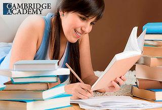 Preparatoria Examen TOEFL con Cambridge Academy