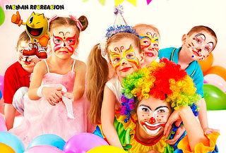 Fiesta Infantil Para 30 Niños a Domicilio