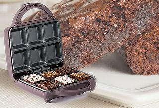 Maquina para Hacer Brownies Antiadherente