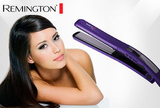 Plancha Remington Seco o Mojado