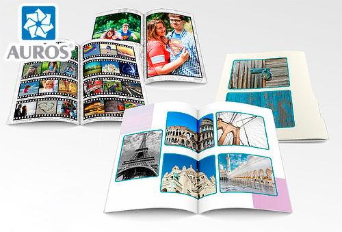 Foto Revista de 32 Páginas Auros Copias