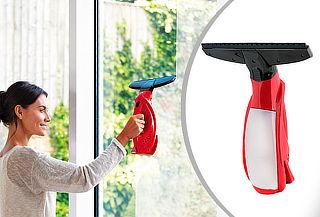 Limpiador y Aspirador de Vidrios Eléctricos