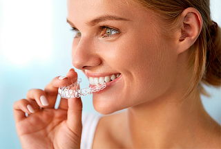 Placa de Bruxismo + Limpieza Dental Modelo Norte
