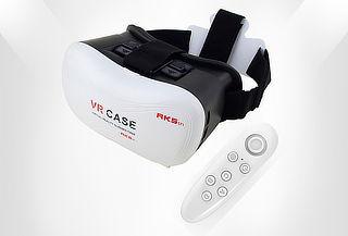 VR BOX Gafas realidad Virtual 3D