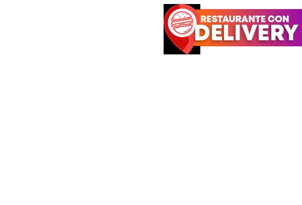 Restaurante con delivery