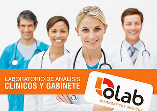 Check up Completo en Olab 23 Sucursales