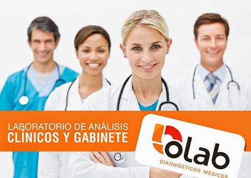 Check up Completo en Olab 23 Sucursales
