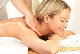 Relajación con masaje, facial y más
