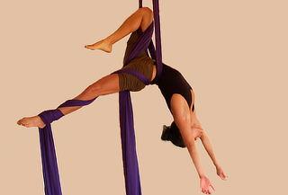 Clases de Danza Aérea en Air-Fit Training Center