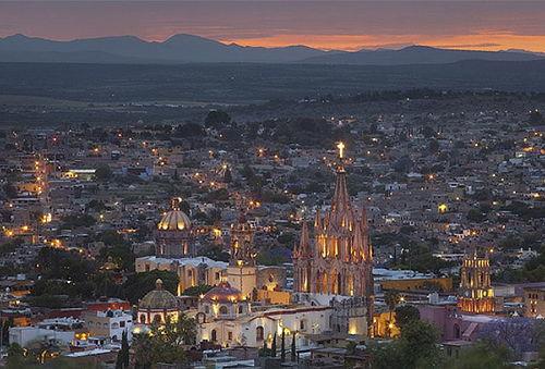 San Miguel de Allende y Dolores, Excursión 1D c/Transporte